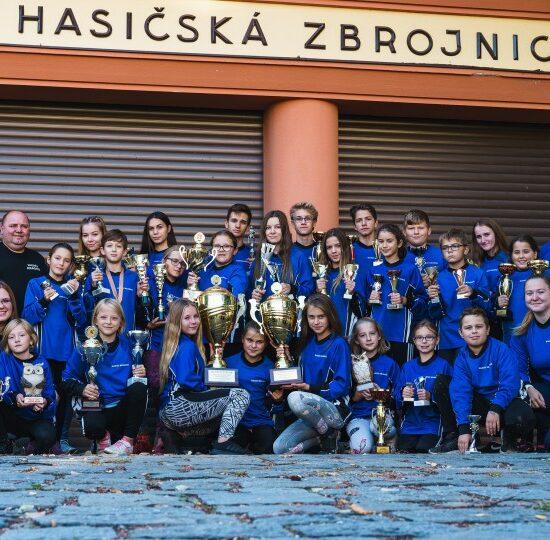 Sezóna 2018 pro Sbor dobrovolných Hasičů Krasice aneb trojnásobné mistry