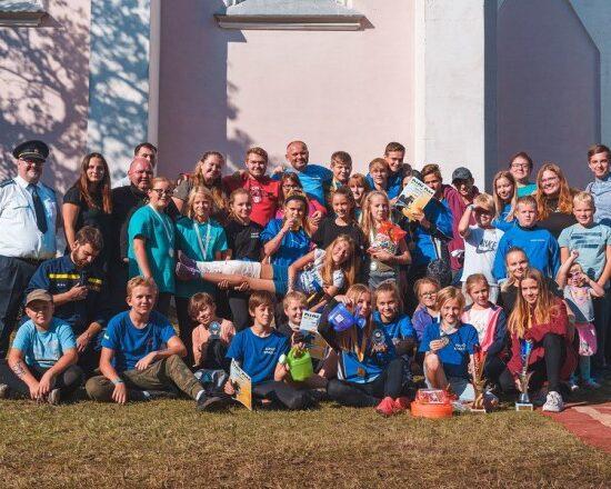 Další dobrý rok pro Sbor dobrovolných hasičů Krasice