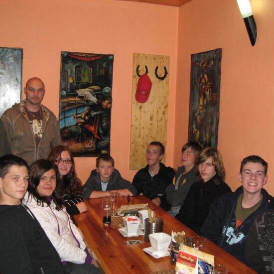 KOVÁRNA 13. listopadu 2009