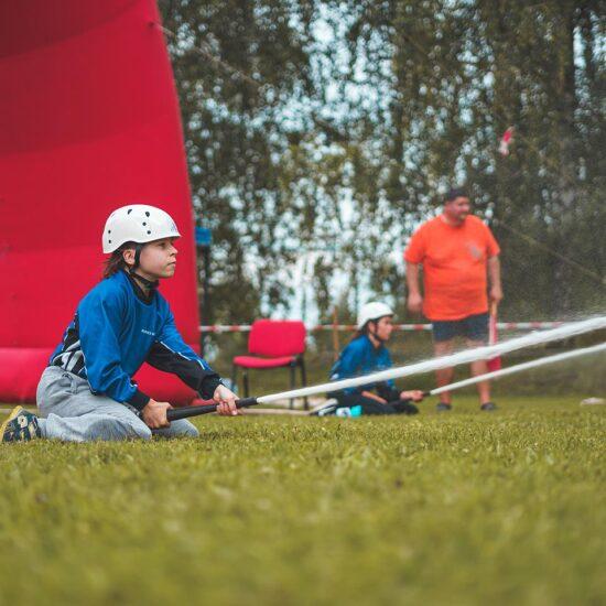 Dětkovice, dětská pohárová soutěž 2020