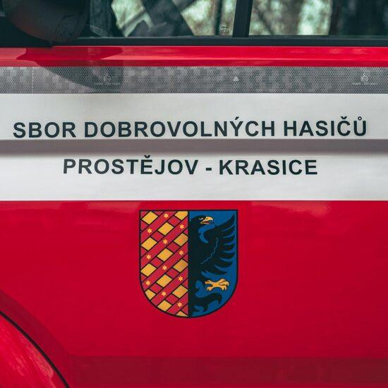 Zpráva JSDH Prostějov, družstvo Krasice za rok 2020