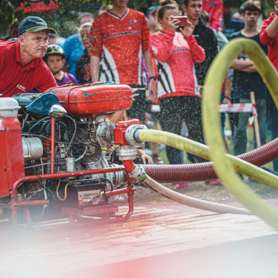 Krasické hasičské závody s rekordní účastí